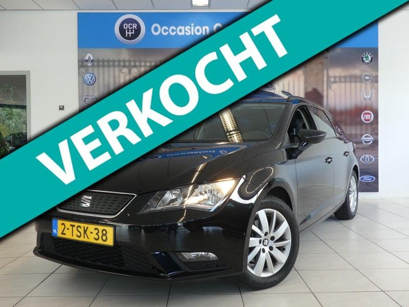 Seat Leon occasion - Occasion Center Roosendaal
