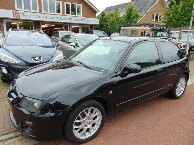 MG ZR occasion - Midden Veluwe Auto's