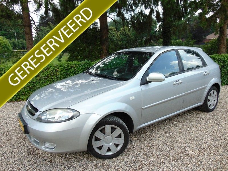 Chevrolet Lacetti occasion - Midden Veluwe Auto's