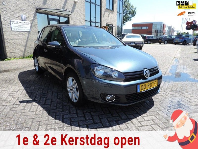 VW Golf 1.2 TSI Highline BlueMotion 5deurs, keylessGO, Navigatie...