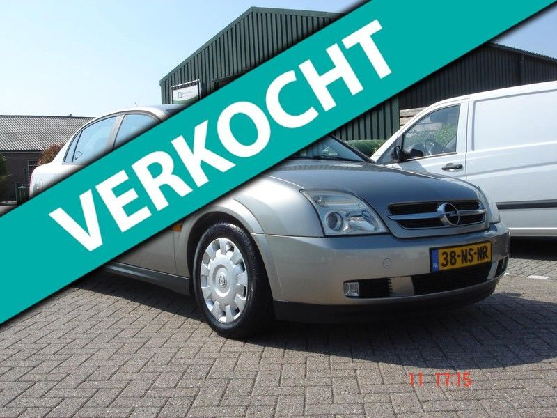 Opel Vectra occasion - Tak Auto's