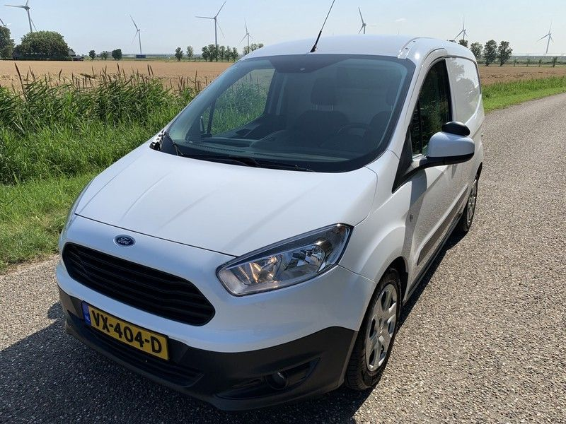 Ford Transit Courier occasion - Autobedrijf Kolmsberg