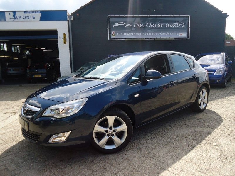 Opel Astra occasion - Ten Oever Auto's