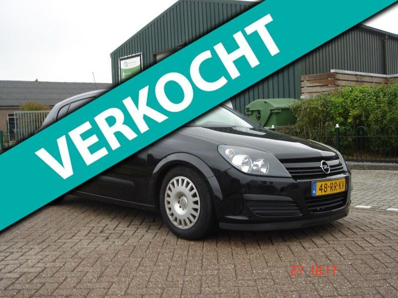 Opel Astra occasion - Tak Auto's