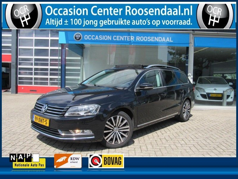 VW Passat occasion - Occasion Center Roosendaal