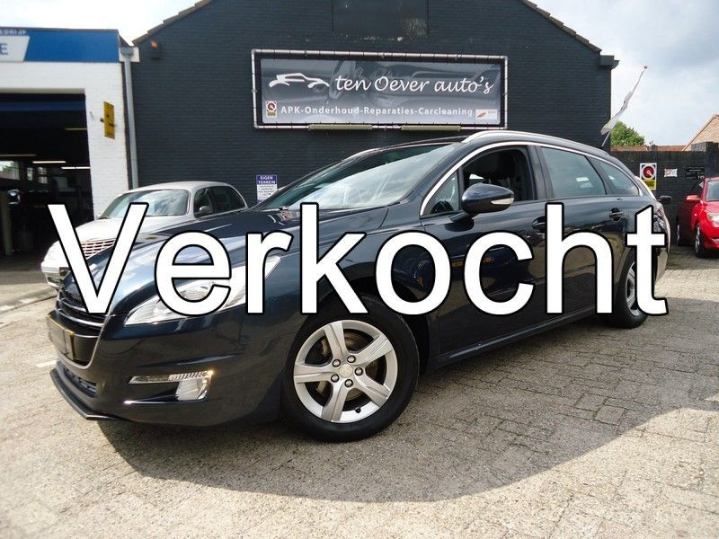 Peugeot 508 occasion - Ten Oever Auto's