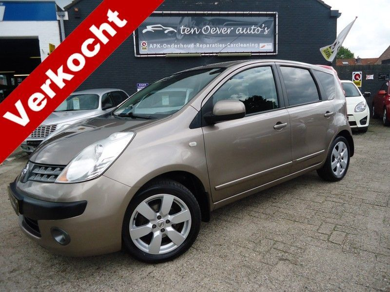 Nissan Note occasion - Ten Oever Auto's