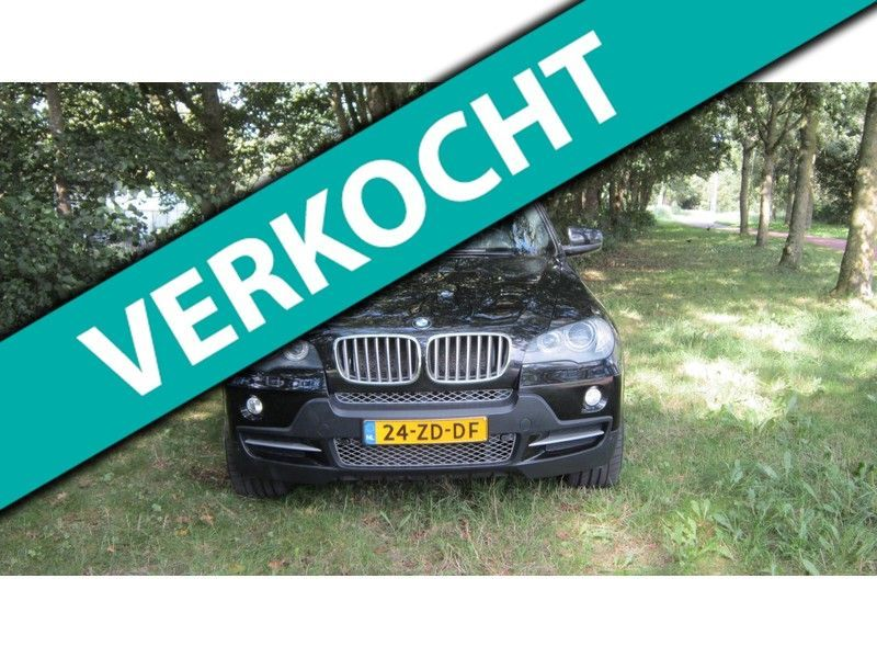 BMW X5 occasion - Dealer Cars Purmerend
