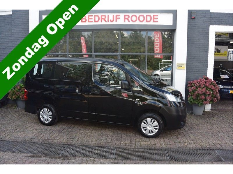 Nissan NV200 occasion - Autobedrijf Roode