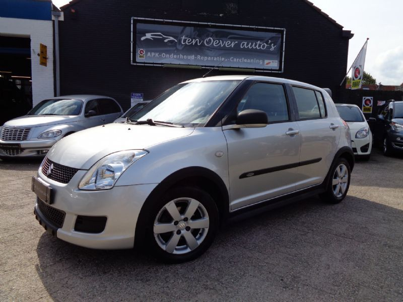 Suzuki Swift occasion - Ten Oever Auto's