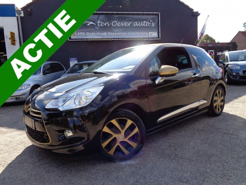 Citroen DS3 occasion - Ten Oever Auto's