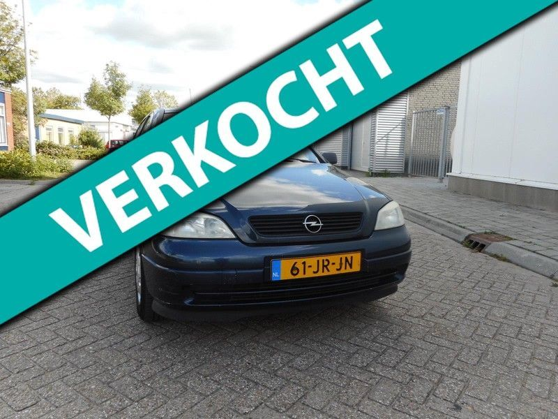 Opel Astra occasion - Autohandel O.N.S.