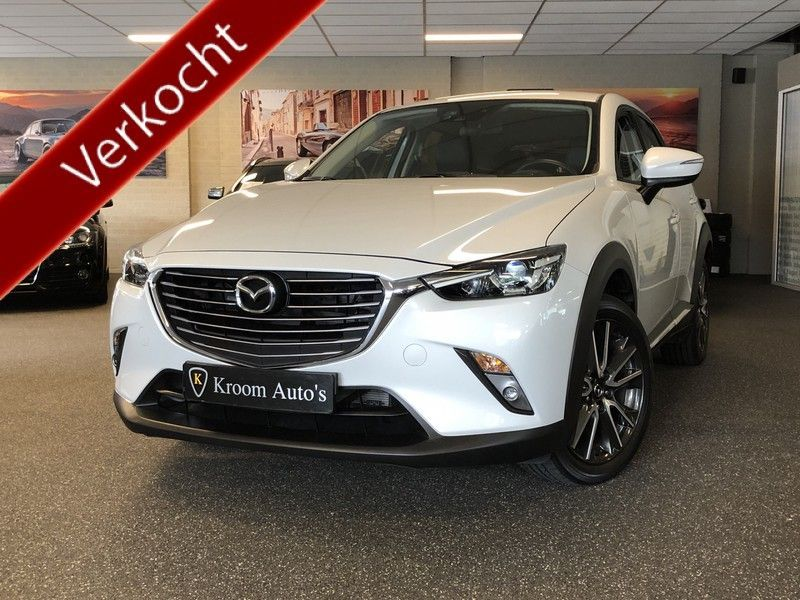 Mazda CX-3 occasion - Kroom Auto's