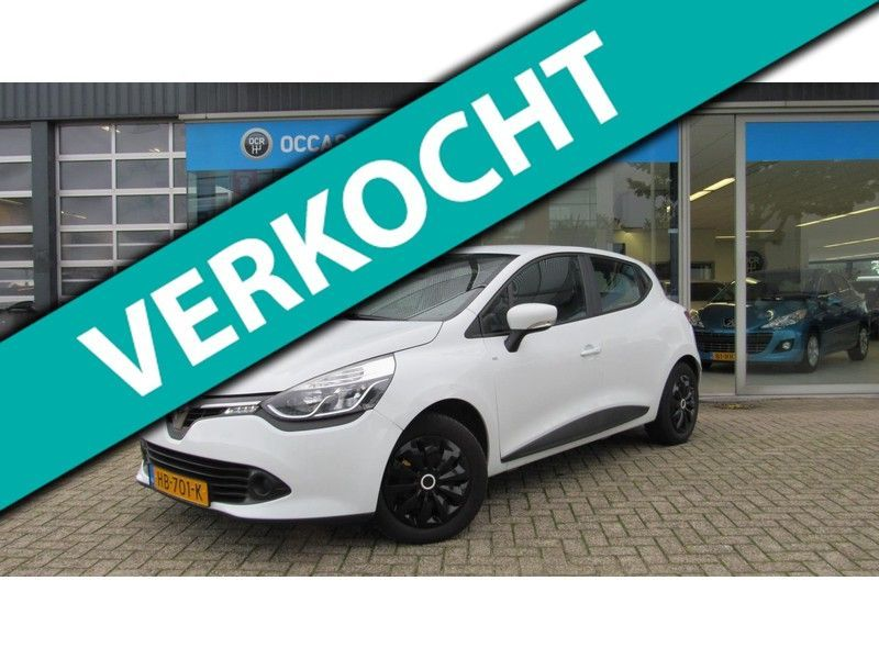 Renault Clio occasion - Occasion Center Roosendaal