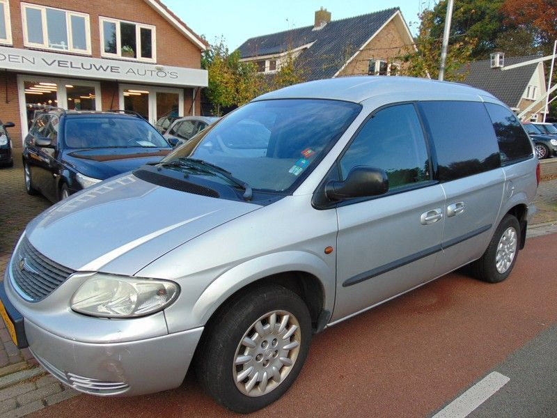 Chrysler Voyager occasion - Midden Veluwe Auto's