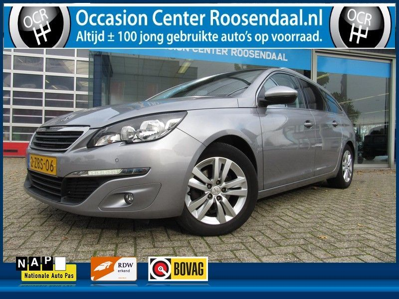 Peugeot 308 occasion - Occasion Center Roosendaal