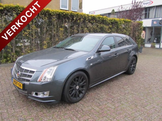 Cadillac CTS 3.6 V6 SPORT WAGON AUTOMAT LUXURY