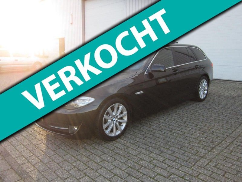 BMW 5 Serie occasion - Dealercars Purmerend