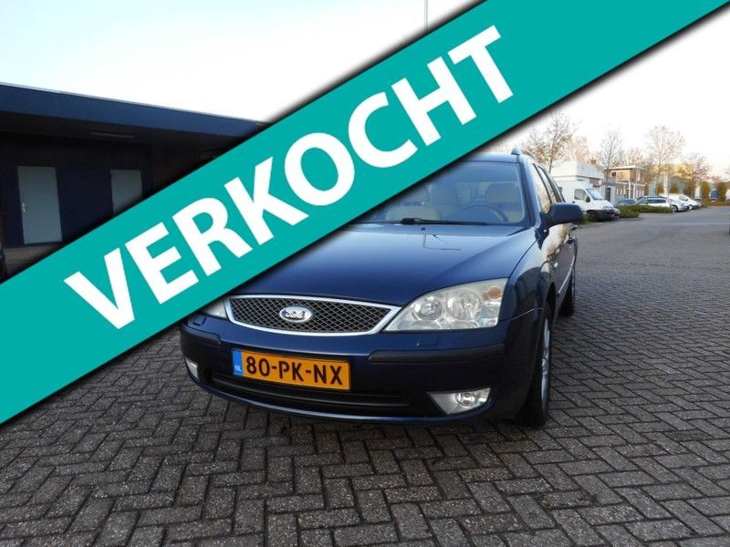 Ford Mondeo occasion - Autohandel O.N.S.