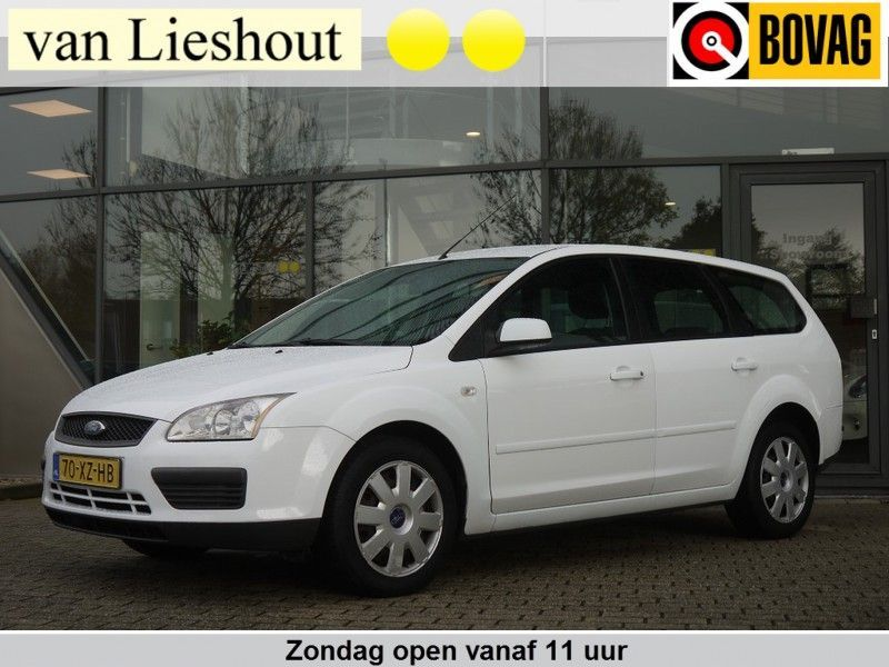 Ford Focus occasion - van Lieshout