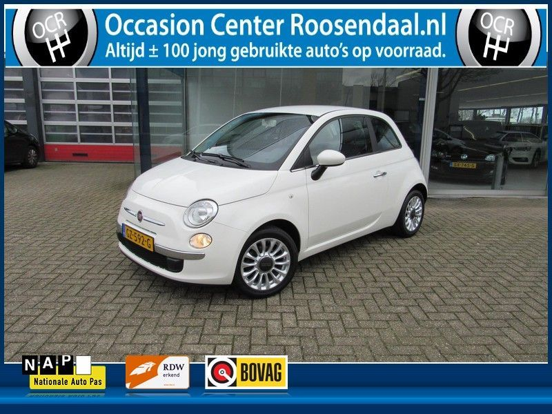 Fiat 500 occasion - Occasion Center Roosendaal
