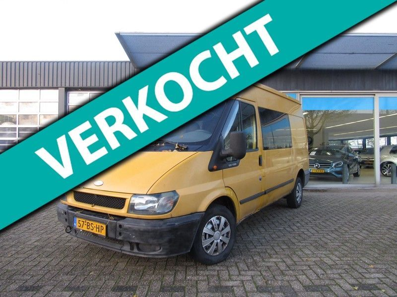 Ford Transit occasion - Occasion Center Roosendaal