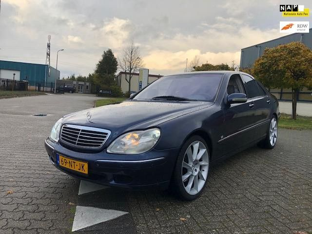 Mercedes-Benz S-Klasse occasion - Occasion Center Roosendaal