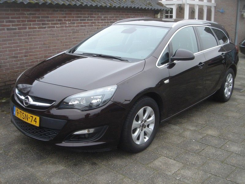 Opel Astra occasion - RDS Automotive