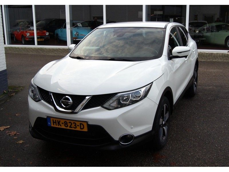 Nissan QASHQAI occasion - Feijts Auto's