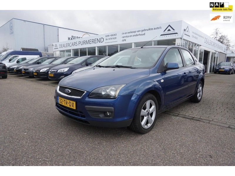 Ford Focus occasion - Dealercars Purmerend