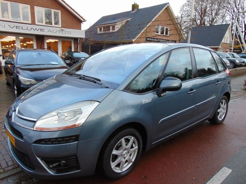 Citroen C4 Picasso occasion - Midden Veluwe Auto's