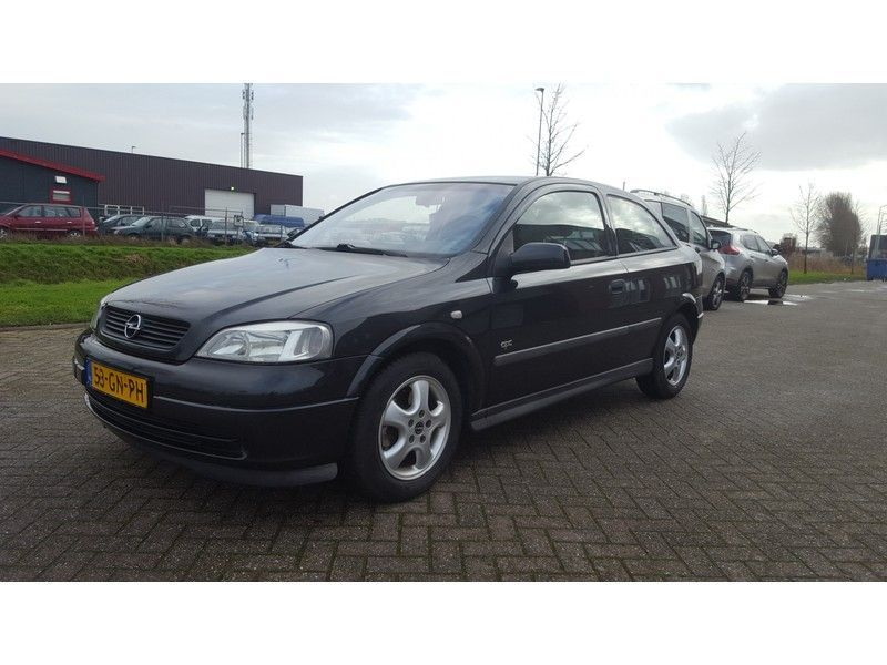 Opel Astra occasion - Auto Korpel