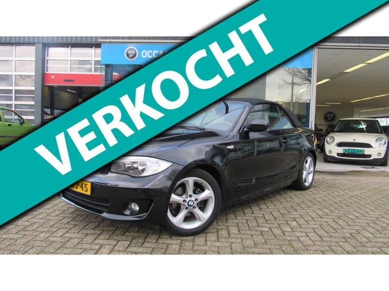 BMW 1 Serie occasion - Occasion Center Roosendaal