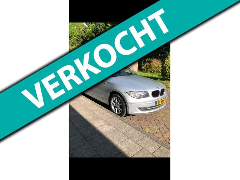 BMW 1 Serie occasion - Dealercars Purmerend