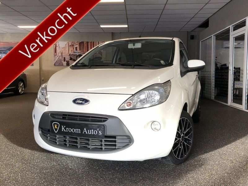 Ford Ka occasion - Kroom Auto's