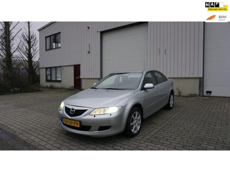 Mazda 6 occasion - Dealercars Purmerend