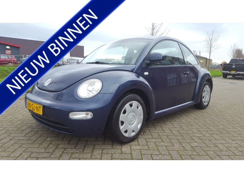 VW New Beetle occasion - Auto Korpel