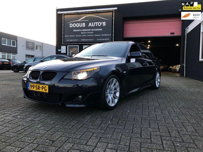 BMW 5 Serie occasion - Dogus Auto's