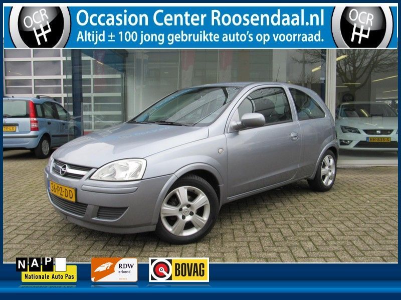 Opel Corsa occasion - Occasion Center Roosendaal