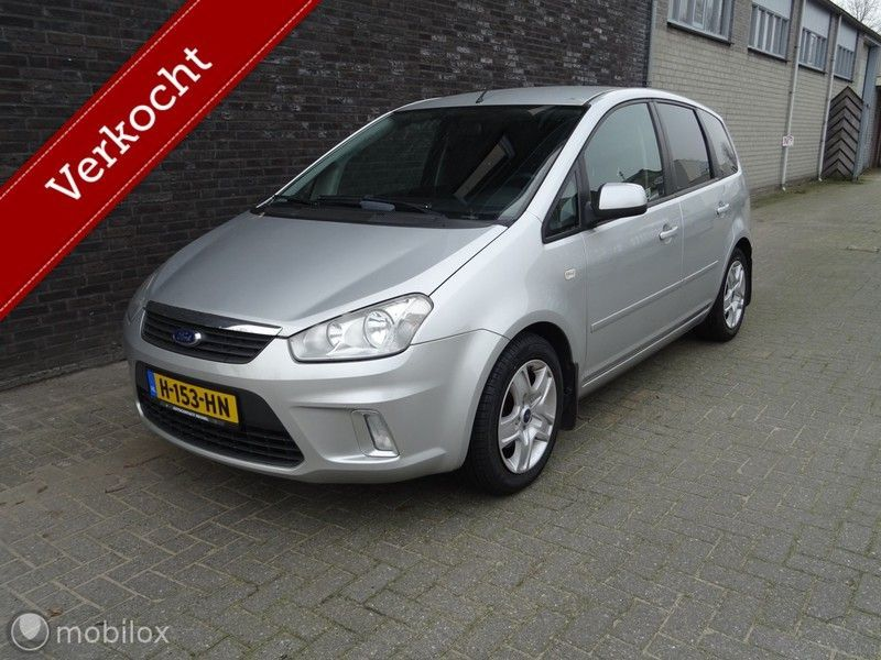 Ford C-MAX occasion - Auto Contact B.V.