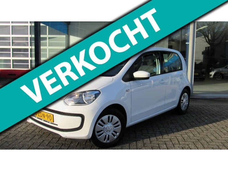 VW up occasion - Occasion Center Roosendaal