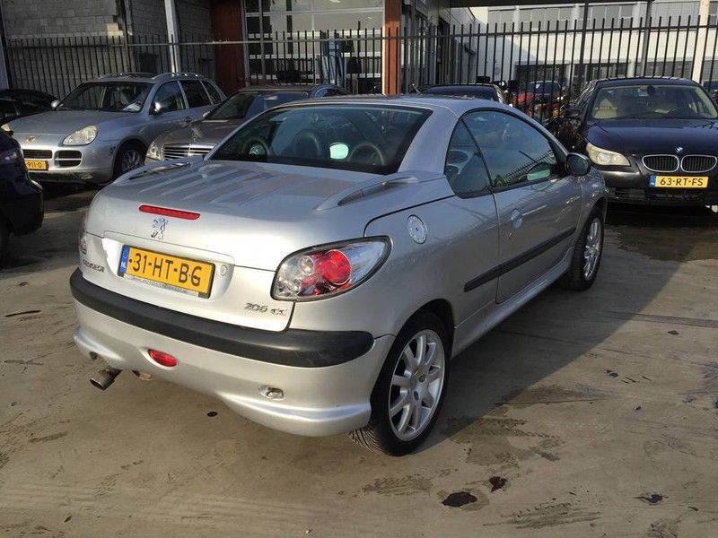 Peugeot 206 occasion - Jet Cars