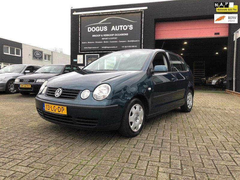 VW Polo occasion - Dogus Auto's