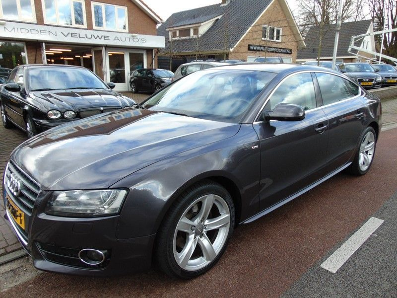 Audi A5 occasion - Midden Veluwe Auto's