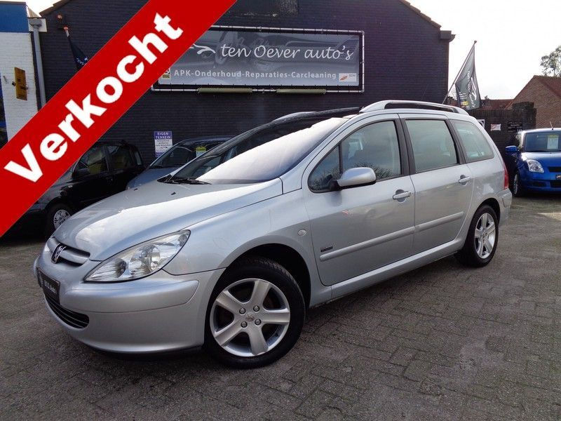 Peugeot 307 occasion - Ten Oever Auto's