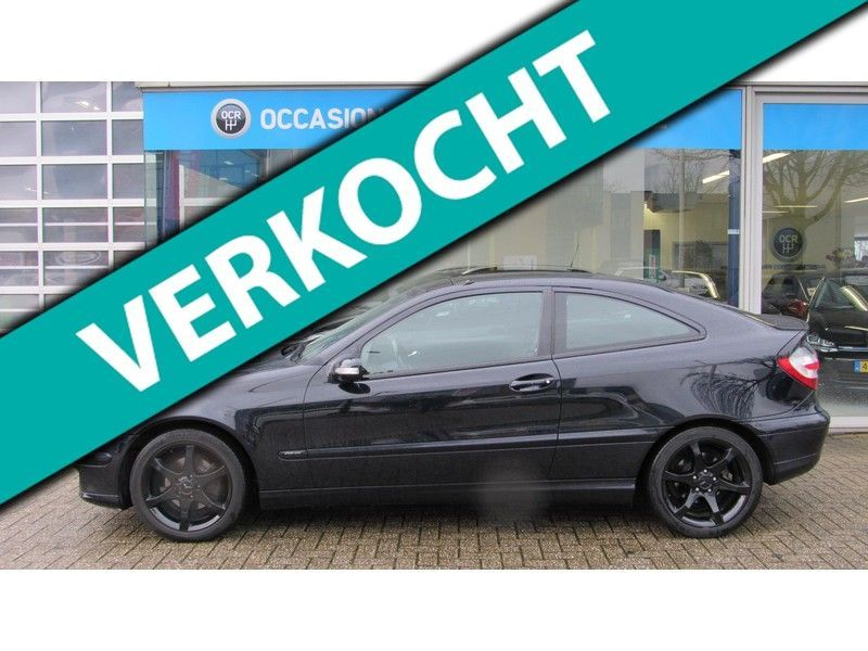Mercedes-Benz C-Klasse occasion - Occasion Center Roosendaal