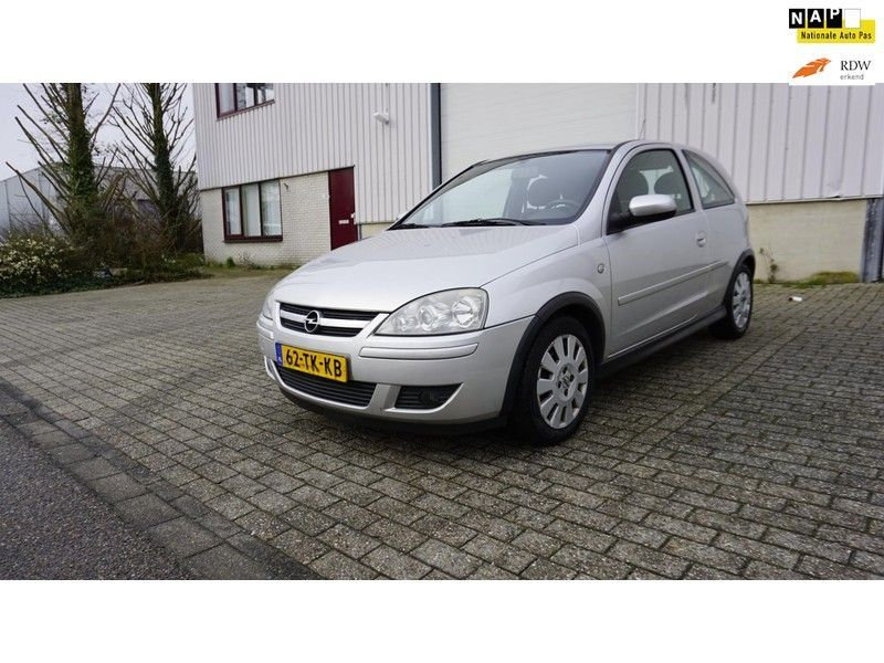 Opel Corsa occasion - Dealercars Purmerend