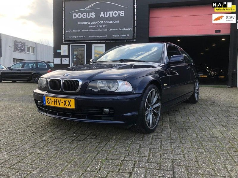BMW 3 Serie occasion - Dogus Auto's