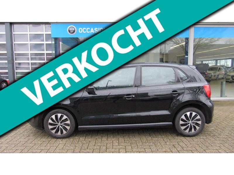 VW Polo occasion - Occasion Center Roosendaal