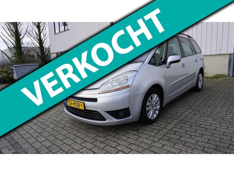 Citroen Grand C4 Picasso occasion - Dealercars Purmerend